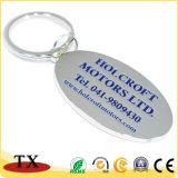 昇進のギフトの金属車Keychain