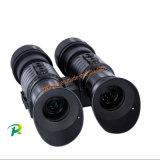 Gen2+ 3X 렌즈에 (D-B2023) 두눈 휴대용 고선명 야간 시계 IR 조명기
