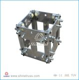 290x290 mm espita respecto de la armadura de la etapa de aluminio