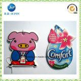 Populäres hängendes Auto-Papierluft-Erfrischungsmittel mit gut-Duftstoff (JP-AR045)