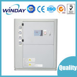 Los sistemas de enfriadores de agua refrigerada