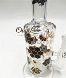 Qualitäts-GlasHuka-Rohr-Filter-Tabak, der Schlauch aufbereitet
