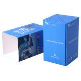 종이에 의하여 인쇄되는 이어폰 선물 포장 상자