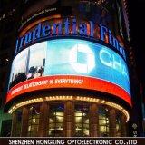 50 % de l'énergie Saveing pleine couleur P6 de la publicité extérieure Panneau affichage LED