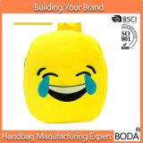 Het nieuwe Grappige Stuk speelgoed van de Rugzak van de School van de Zak van Kinderen Emoji (bdx-171133)