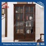 2 двери книжном шкафу (МА331)