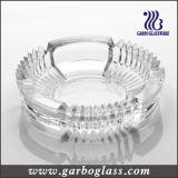 Cinzeiro de vidro, cinzeiro redondo no estoque (GB2016)