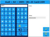 Código multiusos del HS de la cortadora del clave de la herramienta para la venta