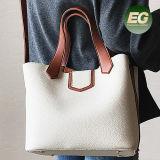 De nieuwe Handtas Van uitstekende kwaliteit van het Meisje van de Zakken Pu van de Vrouw van het Ontwerp Dame Shopping Bag From China Leverancier Sy8629