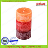 Comercio al por mayor Aroma Pilar encender velas perfumadas velas