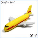De Aandrijving van het Geheugen USB van het Vliegtuig van pvc (xh-usb-061)