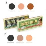 Mejor conocido 3 Colores El Bálsamo Cosméticos La sombra de ojos Paleta con Balck/Caja Roja