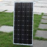 panneau solaire 145W-170W monocristallin pour l'usage à la maison