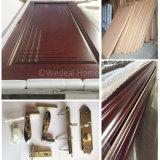 Memoria di legno a livello moderna della cavità dell'impiallacciatura/fabbrica solida del portello di memoria