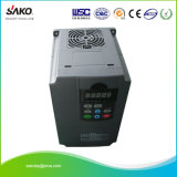 General de 5.5kw Convertidor de frecuencia de 230V o 380V Triple (3) Fase
