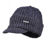 Шлем Beanie жаккарда шлема Beanie шлема POM POM зимы связанный шлемом