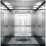 Levage d'ascenseur de passager de Roomless de machine gravure de miroir de FUJI