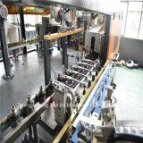 Doblando la máquina para botellas PET