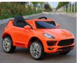 Matériau plastique Kid voiture électrique de commande à distance