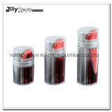 Fornecedor de embalagens de cosméticos da China para moldar 15ml vaso de acrílico branco pérola