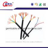 Duradero y de la seguridad con homologación UL Rvv Ce/Cable eléctrico