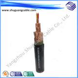 A isolé inférieure de Smoke/PVC/câble de commande engainé par Muti-Core/PVC
