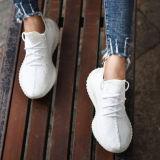 Yeezy 350 Boost V2 Cor Preto e Branco Sply-350 sapatos de desporto