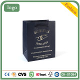 Lunettes de mode noir Sac de papier Papier de cadeau sac, sac de papier