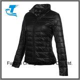 Женщин легкий водонепроницаемая куртка Packable вниз