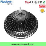 150W Warehouse Round Circular Shaped LED UFO High Bay Light