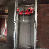 Aufsatz-Aufbau-konkrete Pflaster-Selbstmaschine
