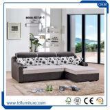 Новая модель ткани мебель диван-кровать в гостиной