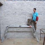 Perfil de alumínio de perfil da escada de alumínio para uso doméstico