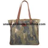 Großhandelsentwerfer-Form-Segeltuch-Schultertote-Beutel-Handtasche