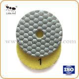 3-дюймовый ручной шлифовальный станок шлифовальный камень для матирования блока с помощью сухой шлифовки Ddiamond шлифовки блока