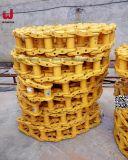 Piezas de maquinaria Shantui SD22 Bulldozer de oruga de la cadena de la vía del tren de rodaje