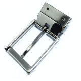 Alliage de zinc métal de haute qualité réversible broche boucle la boucle de ceinture pour les courroies de chaussures du vêtement Robe de sacs à main (ZD633)