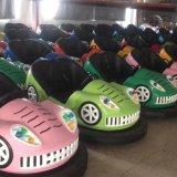 Respingente dell'automobile elettrica di Terra-Griglia per il parco di divertimenti