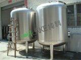 Galvanizado de acero inoxidable de 10.000 litros de agua del depósito de presión de almacenamiento Precio