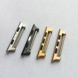 Adattatore della vigilanza dell'acciaio inossidabile della barra della molla per la vigilanza del Apple
