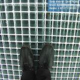 Plataforma de rejilla de la barra de acero galvanizado para suelos
