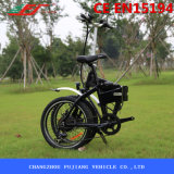 Bicicletta elettrica di Cildren di migliore qualità mini con la sella sicura