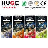 bateria A13 do dae (dispositivo automático de entrada) de audição da bateria do ar do zinco 1.4V