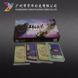 Cartões de jogo feitos sob encomenda dos cartões do jogo