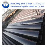 Pipe en acier de l'eau LSAW selon X52 X60 api 5L Psl1, pipe en acier X60 de LSAW ou de Sawl