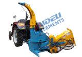 70-120HPトラクターのための木製の砕木機