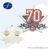 Raffreddare il magnete del frigorifero impresso 3D dei regali del ricordo dell'annata di disegno (FTFM2272A)
