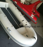 Bateau gonflable de bateau d'aluminium de Liya 2.4m-4.8m pour la pêche