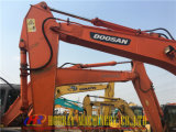 Usadas de excavadora de ruedas Doosan 150LC-7 de la excavadora de equipos de construcción 150LC-7