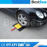 Fabrik-Preis-Gummistraßen-Rampen, die Fußboden-Kabel-Schutz falten